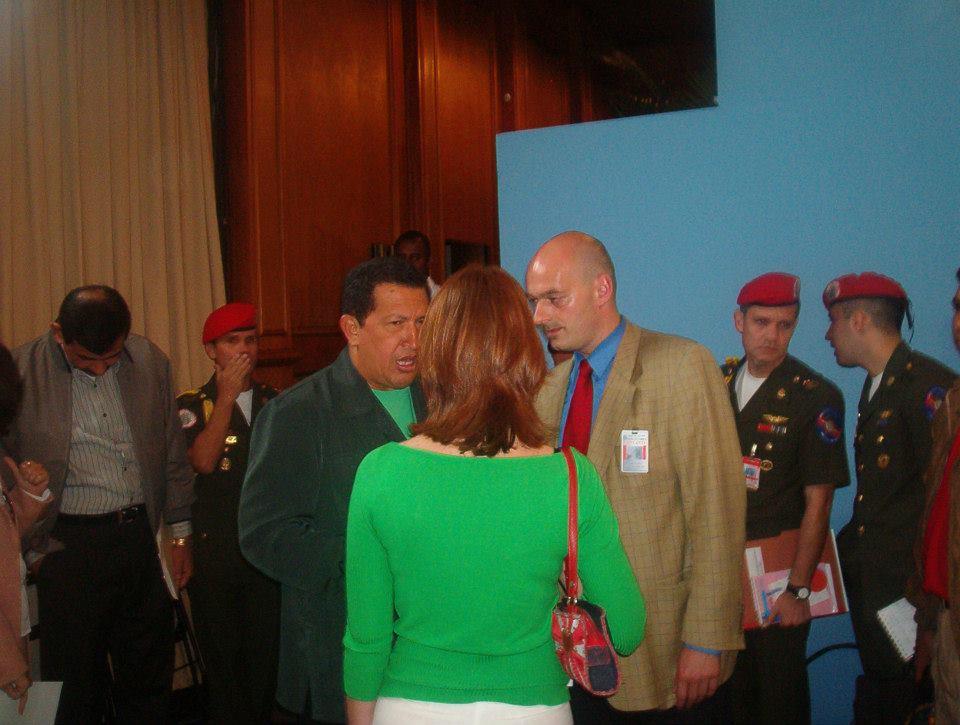 Chavez Coup