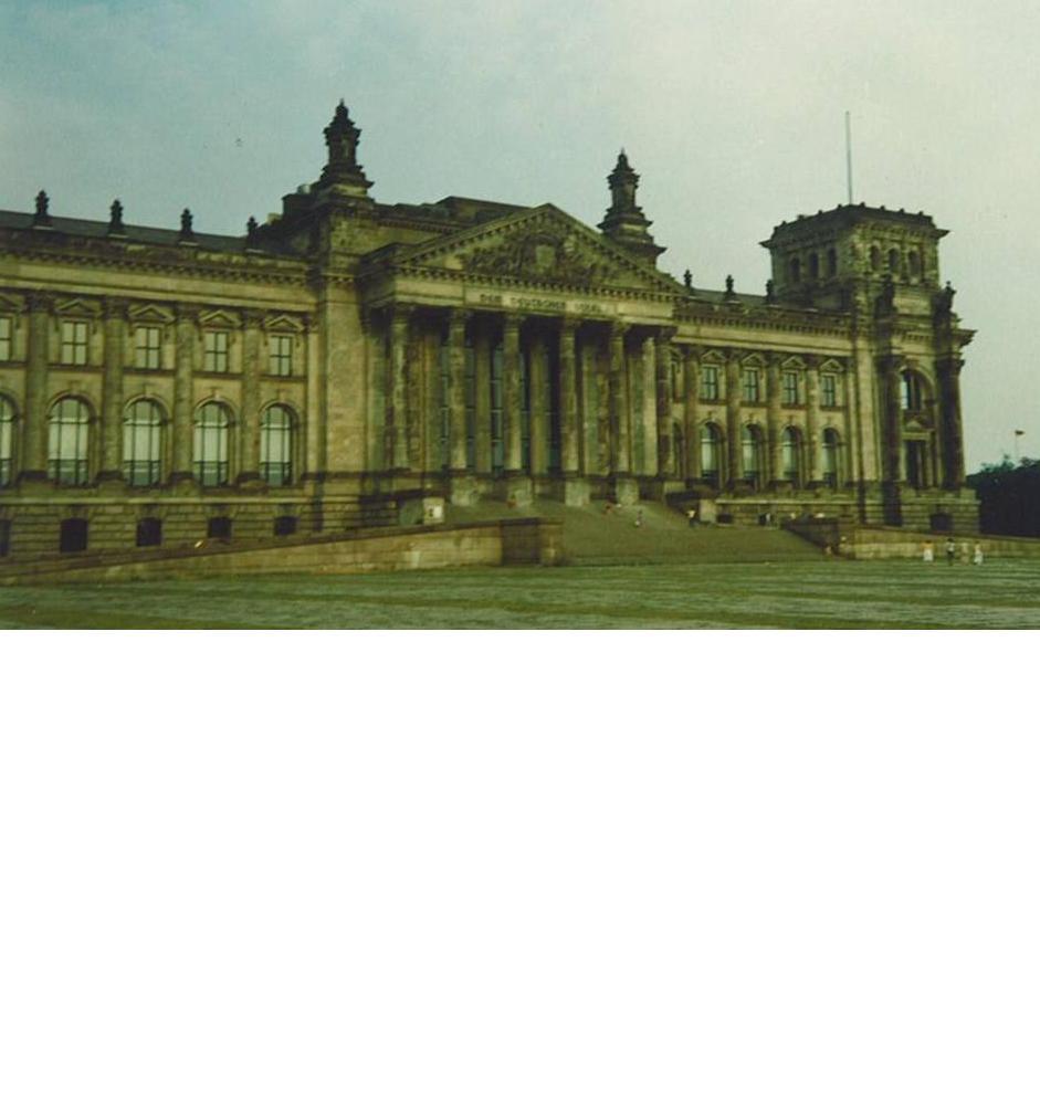 Reichstag alt